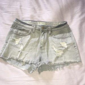 Women's Short Shorts